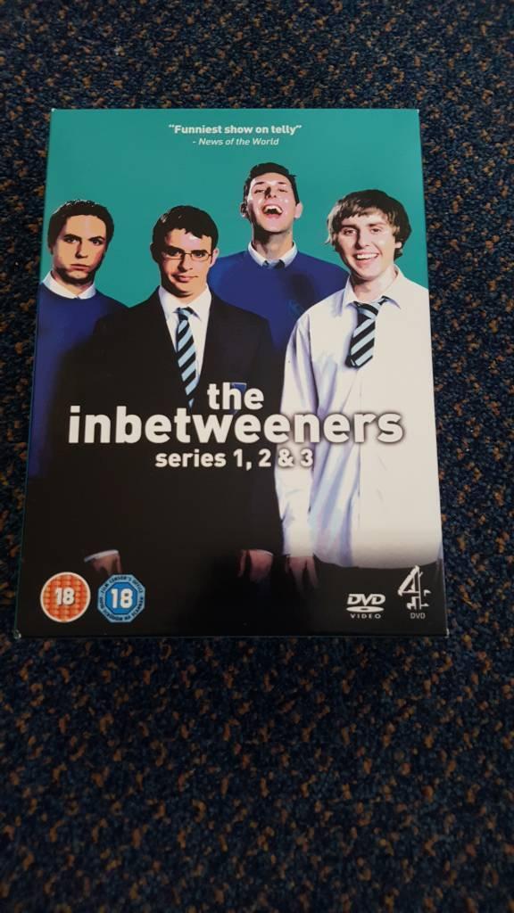 The inbetweeners 1-3