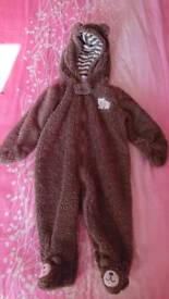 Carters 6 month bear outfit, can post etc
