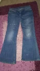 Levi struss jeans