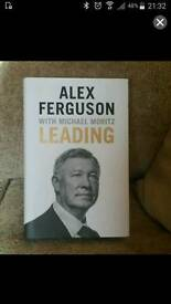 Alex Ferguson book