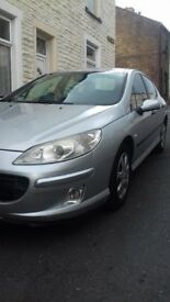 Sell peugeot 407 S HDI 1.6.