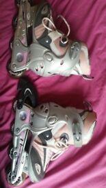 La-Sports Skates Size 36/37