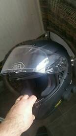 Shoei gt air large helmet matt
