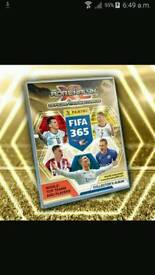 Match attax adrenalyn