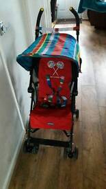 Maclaren dylans candy bar special edition pushchair like new