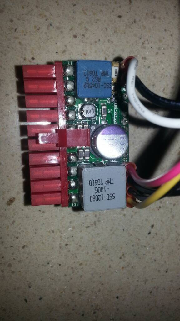 Pico psu . 9-24v pc power supply