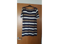Lovely Classic short sleeved striped jumper by TU. £2