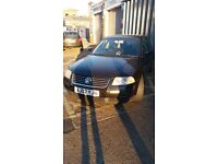 Volxwagen Passat - 2002 - Quick sell! - £299