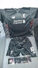 Liverpool away strip