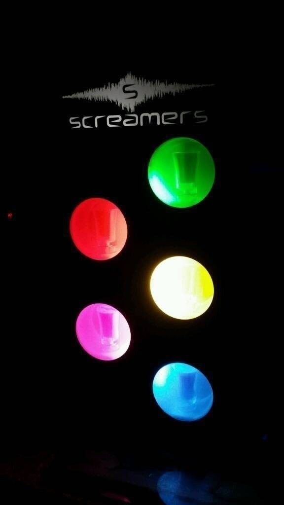 BARGAIN will not find another one like this rare Screamers flavoured vodka neon sign