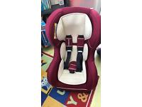 Mothercare Combination Car Seat (Non Isofix car seat)
