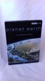 Planet Earth BBC Complete Series DVD