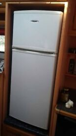 Fridgemaster 3/4 size fridge freezer good condition