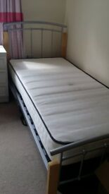 Julian Bowen Aztec Single bed with Mattress (Collection Only)