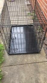 Medium dogs crate