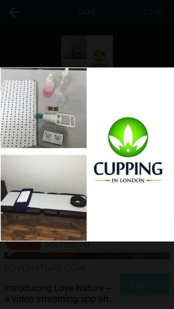 Hijama - Wet Cupping - Deep tissue Massage