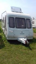 2001 Compass Omega 500/4 berth with full awning