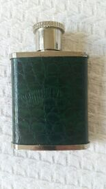 Limited edition Southern Comfort hip flask