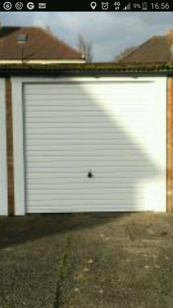 Lock Up Garage To Rent Lancing West Sussex In Shoreham By Sea