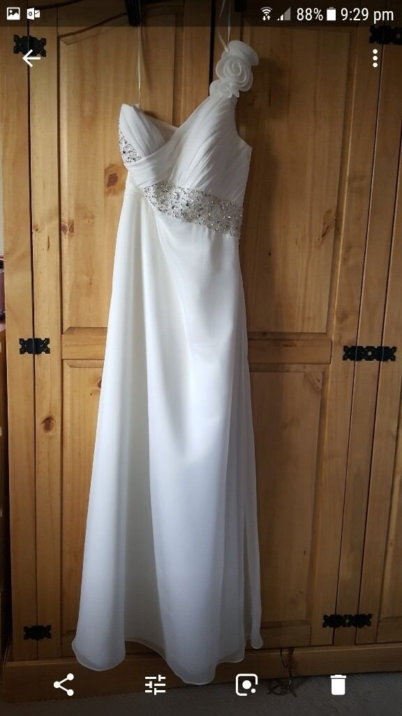 All About Eve Wedding Dress