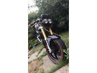 Hyosung GT125R Motorbike For Sale, needs a little TLC