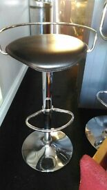 Gas lift bar stool