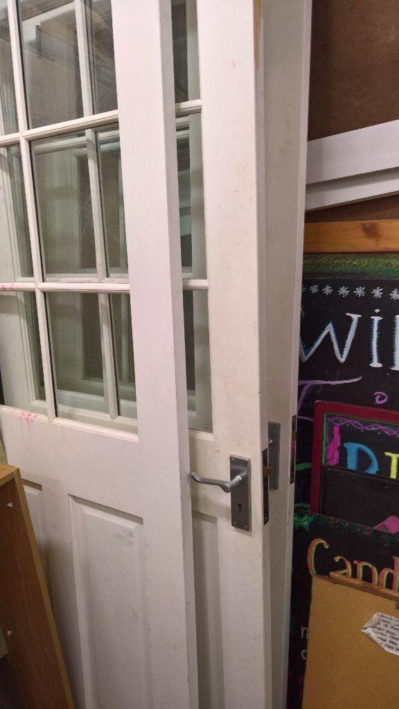 Internal Half Glazed Door 3 Identical Doors Available In Exeter