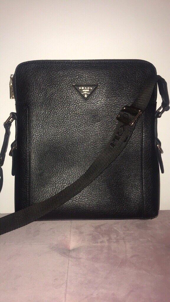 8cd5d1b16384 Prada cross body bag. Great condition