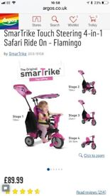 Flamingo 4 in 1 smart trike