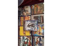 Playstation 2 and 3 game's