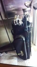 Gary Night Set Golf Clubs