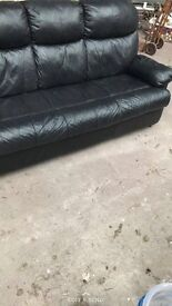3 seater & 2 single recliners for sale