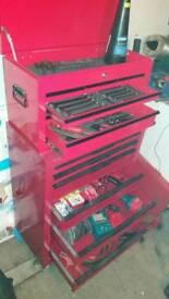 Toolbox start-up set