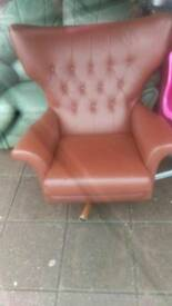 Leather original Chair