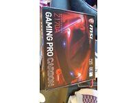 MSI Intel Z170A Pro Carbon Skylake Gaming Motherboard *Brand New*