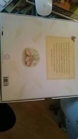 BNIB Peter Rabbit baby book