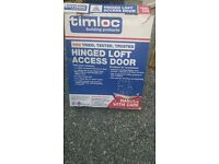 timloc hinged loft access door 1169
