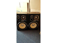 Classic Kenwood KL555Z speakers