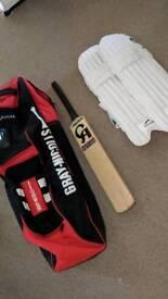 Kids cricket bag