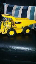 Kids CAT Truck