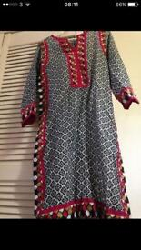 Gul ahmed shirt new condition size medium