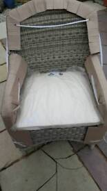 John Lewis Wicker Chair