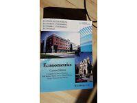 Introductory Econometrics, 3rd International Edition (Wooldridge) Custom Edition UoM