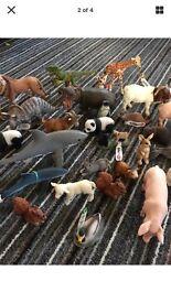 39 schleich animals