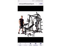 Marcy elite smith machine multi gym with olympic weight stack