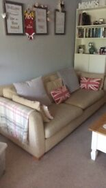 Large three seater sofa FREE