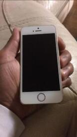 iPhone 5s 16gb locked to EE network. Good condition