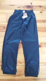 Kids Waterproof Trousers Age 10, Height 133-142cm, NEW with tags