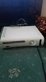 XBOX 360 WITH KINNECT
