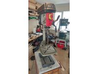 SIP 20mm Drill Press Pillar Drill Excellent Condition Professional Drill PLUS EXTRAS! £250 ONO!